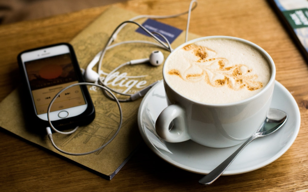 5 Podcast Episodes You Need to Listen to If You're a Budding Entrepreneur